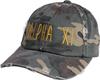 Jagged Font Hat - alpha xi image 1