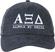 Greek Letters Hat - alpha xi image 2