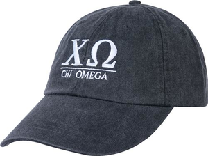 Greek Letters Hat - chi omega