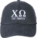 Greek Letters Hat - chi omega image 2
