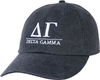 Greek Letters Hat - delta gamma image 1