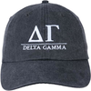 Greek Letters Hat - delta gamma image 2