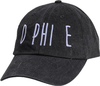 Jagged Font Hat - d phi e image 1