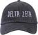 Jagged Font Hat - delta zeta image 2