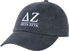 Greek Letters Hat  - delta zeta image 1