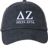 Greek Letters Hat  - delta zeta image 2