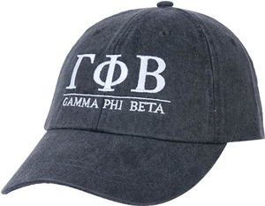 Greek Letters Hat  - gphi