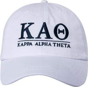 Greek Letters Hat - theta