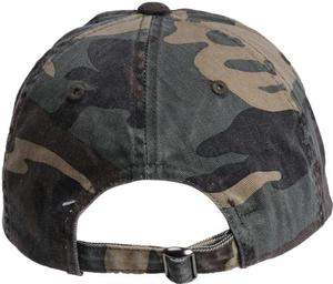Jagged Font Hat - kappa