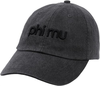 3D Embroidery Hat - phi mu image 1
