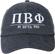 Greek Letters Hat  - pi phi image 2