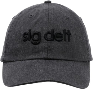 3D Embroidery Hat - sig delt