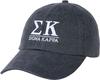 Greek Letters Hat  - sigma kappa image 1