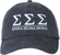 Greek Letters Hat  - tri sigma image 2