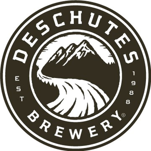 "Deschutes Brewery 2"" Tattoo - Circle Logo"