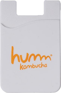 Humm Kombucha Cell Phone Wallet