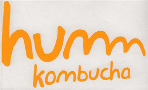 Humm Kombucha Sticker