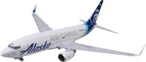 Skymarks Supreme Alaska Air Cargo 737-700 1/100