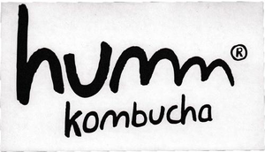 Humm Kombucha Sticker