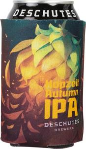 Beer Logo Koozie: Hopzeit