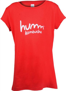 Humm Kombucha Girls Youth Tee