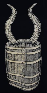Jester King Barrel Unisex Tee