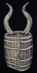 Jester King Barrel Women's Tee