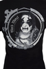 Black Metal Women's Tee image 3