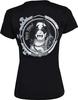 Black Metal Women's Tee image 4