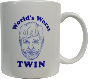 World's Worst Twin Coffee Mug
