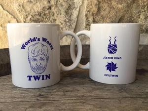 World's Worst Twin Coffee Mug
