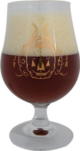 Jolly Pumpkin Glass