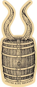 "5"" Horny Barrel Sticker"