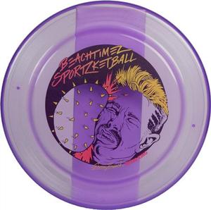 Beachtimez Sportzketball Flying Disc