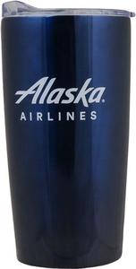 Alaska Airlines Stainless Steel Tumbler 20 oz