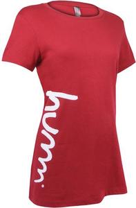 Women's Humm Side Logo Tee