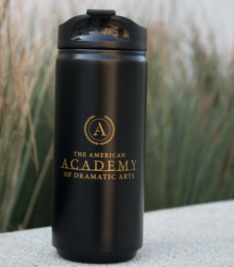 Coffee Travel Tumbler 12 oz  - Merchandise - The Academy Online Store