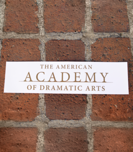 Academy Logo Decal