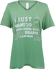 Women's Naps and Graphs Tee image 1