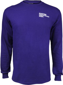 MBA Long Sleeve T