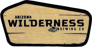 Arizona Wilderness Sign Patch