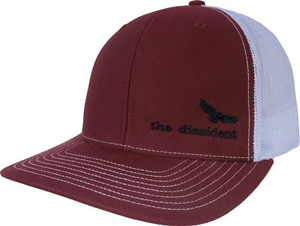 Beer Logo Trucker Hat: The Dissident