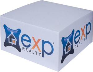 eXp Realty Adhesive Note Cube