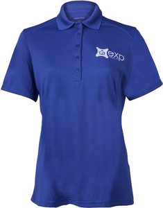 Women's eXp Realty Sport-Tek® - Dry Zone™ Polo