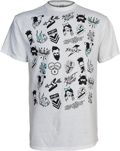 Tattoo Screen Print Tee