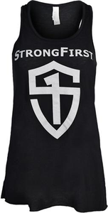 Women's Flowy Shield Tank