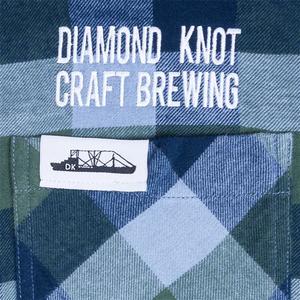 Men's Diamond Knot Flannel