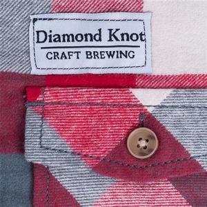 Women's Diamond Knot Flannel