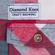 Women's Diamond Knot Flannel image 3