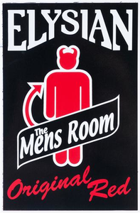 Magnet - Mens Room